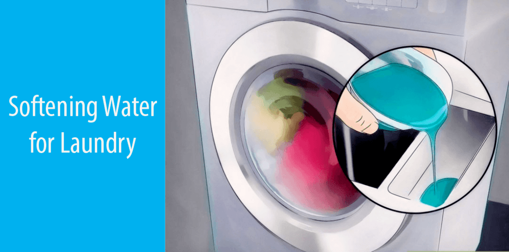 Softening Water for Laundry