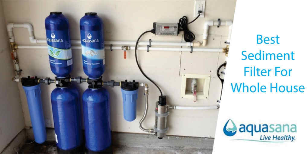 Aquasana Whole House Water Filter