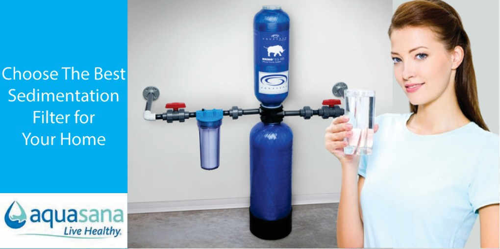 The Different Types Of Aquasana Whole House Water Filter