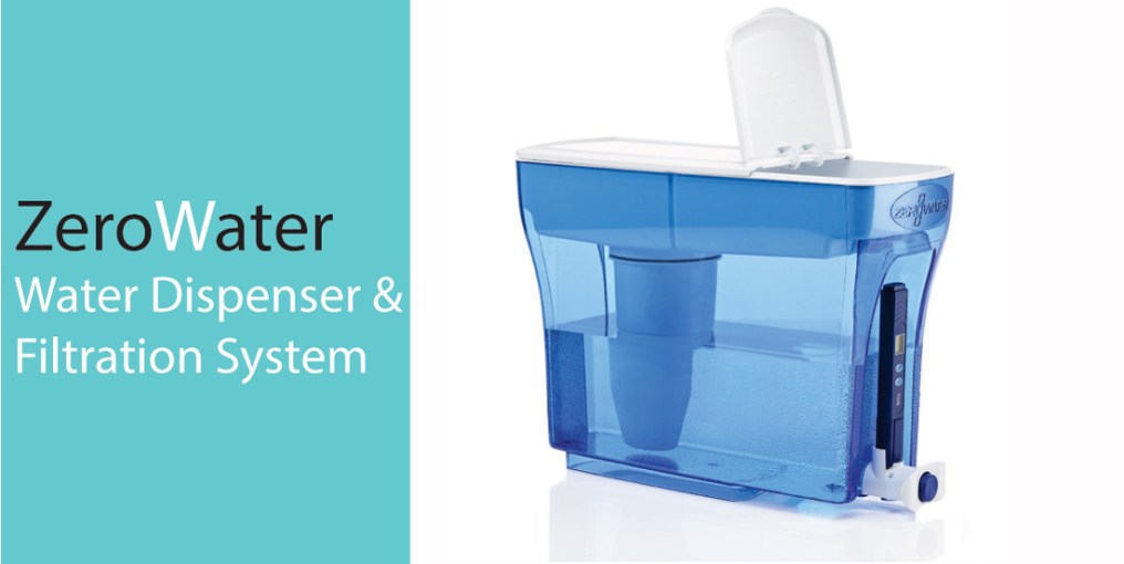 ZeroWater ZD-018 23-Cup Water Dispenser Review