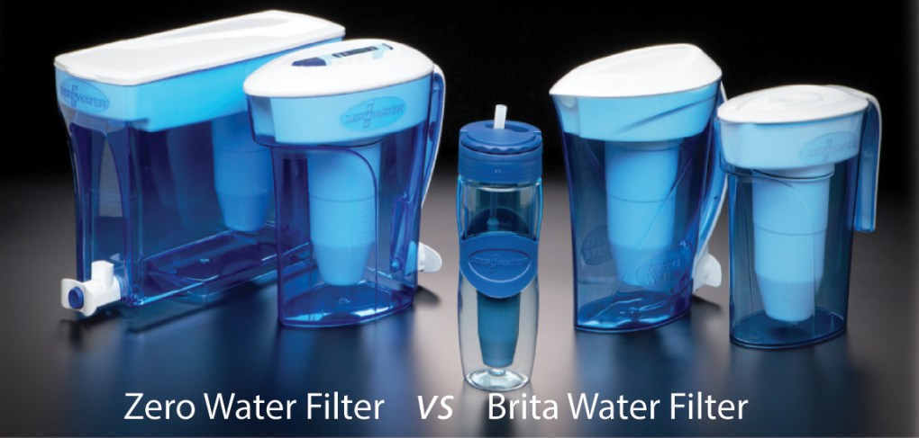 Zero Water vs Brita Water! Which One Is The Best (Real Comparison)