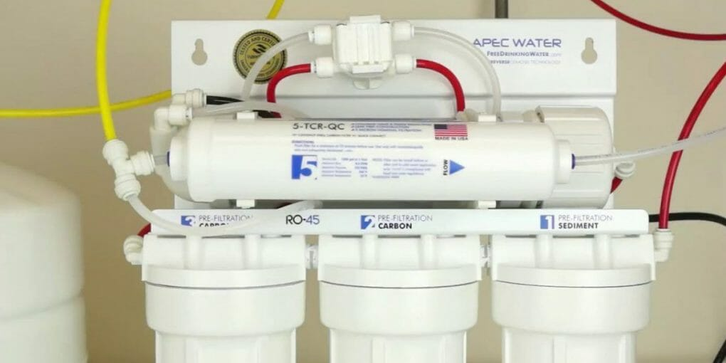 APEC Water Filter Review