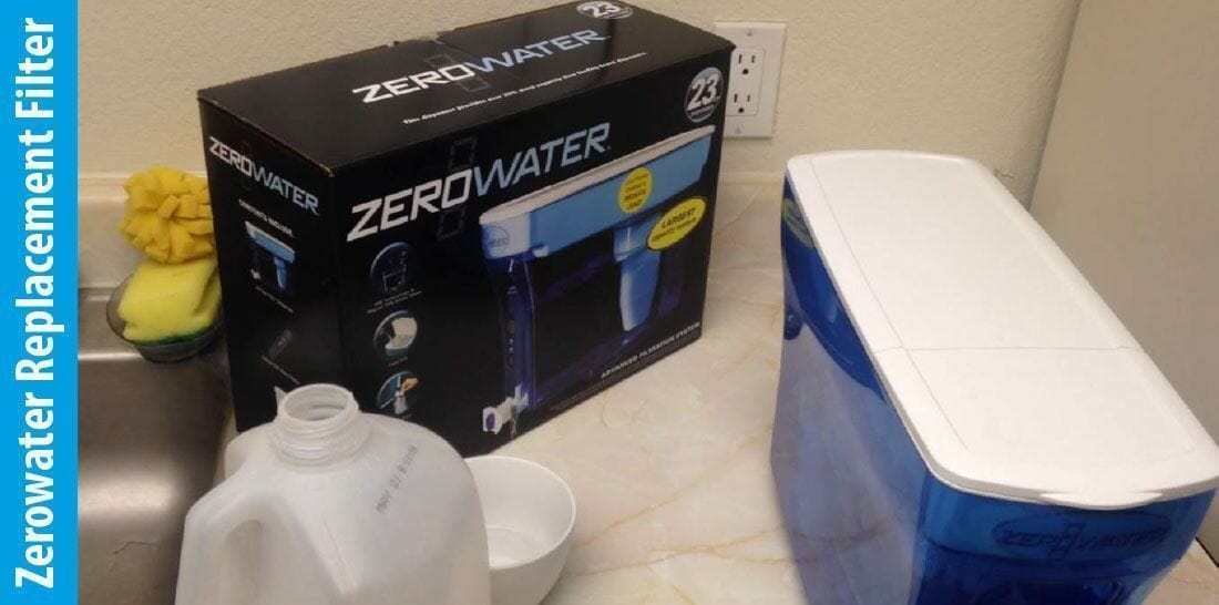 Zerowater Replacement Filter Reviews - Buyer's Guide