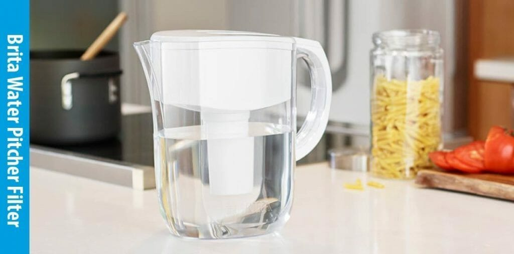 What chemicals should the water filter remove from the water