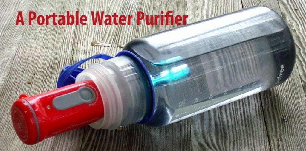 How Does A Portable Water Purifier Work