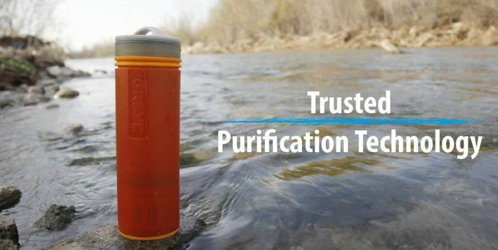 Trusted Purification Technology