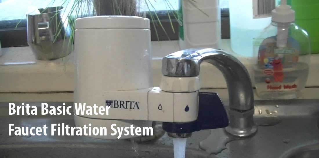 Brita Basic Water Faucet Filtration System