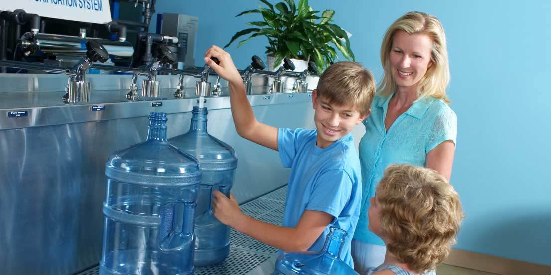 Where to Find Personal Water Bottle Refill Stations
