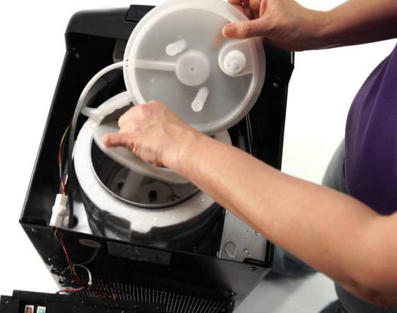 How to Clean a Water Cooler Run Using Your Cleaning Solution