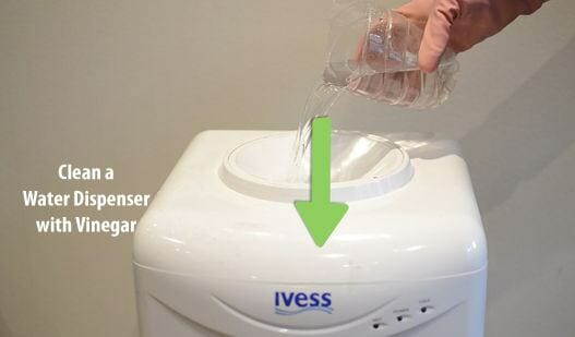 How to Clean a Water Dispenser with Vinegar