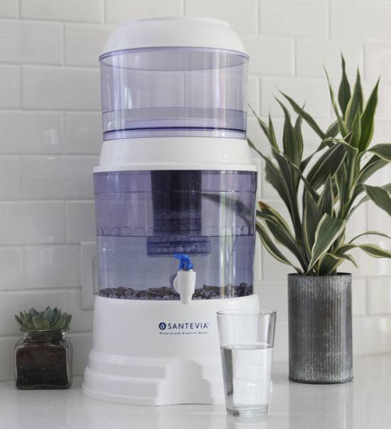How To Choose A Santevia Water Filter