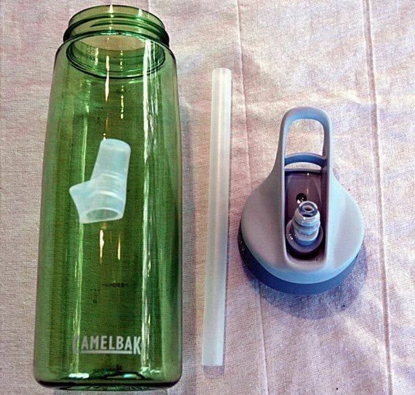 Cleaning Camelbak Groove Water Bottle