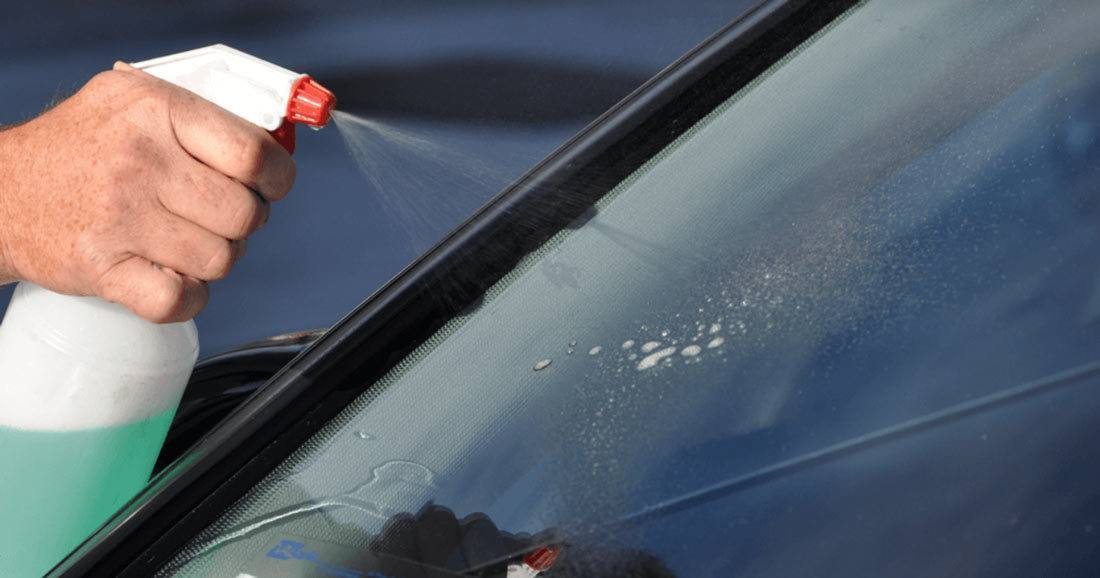 How To Remove Water Spots From Car Windows