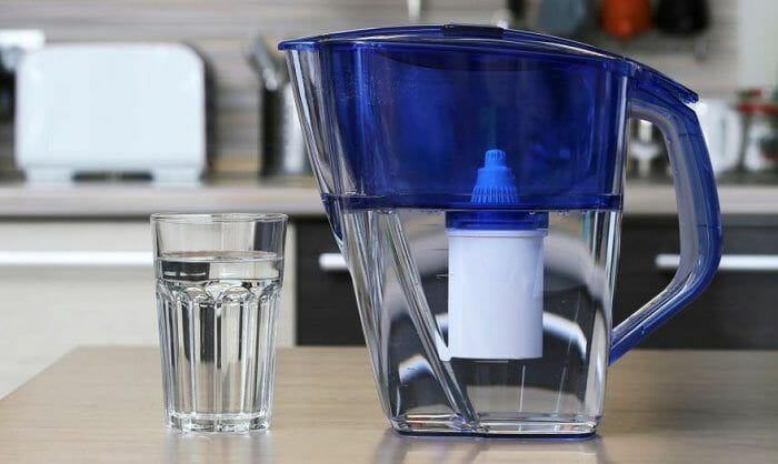 Use an Alkaline Pitcher to Add Minerals Back in