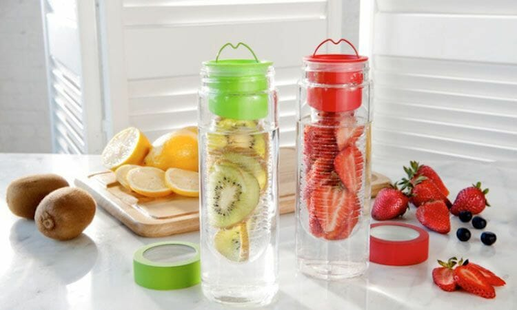 What Is Actually An Infused Water Bottle