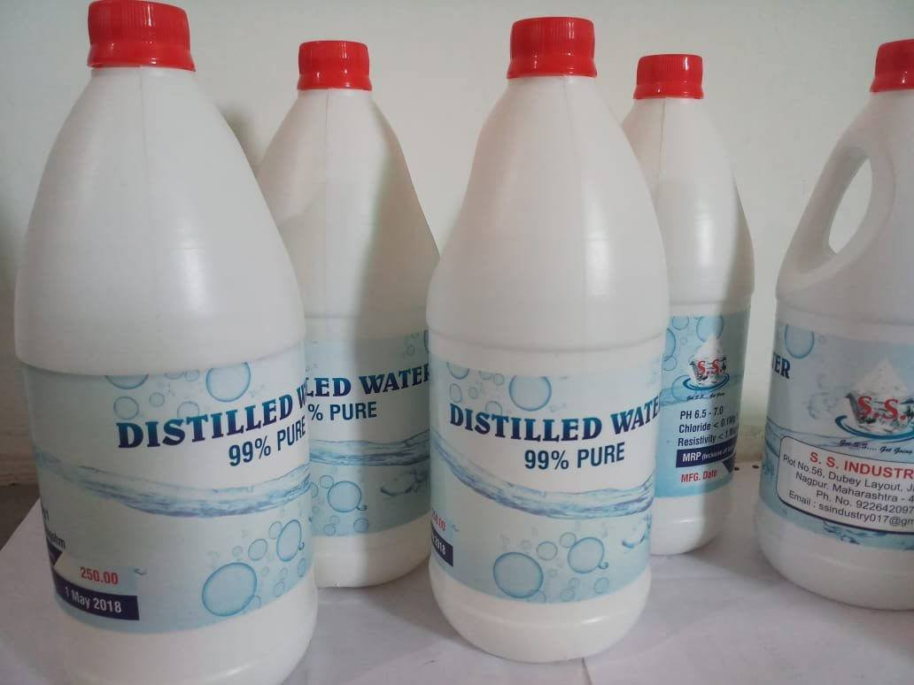 What Is Distilled Water