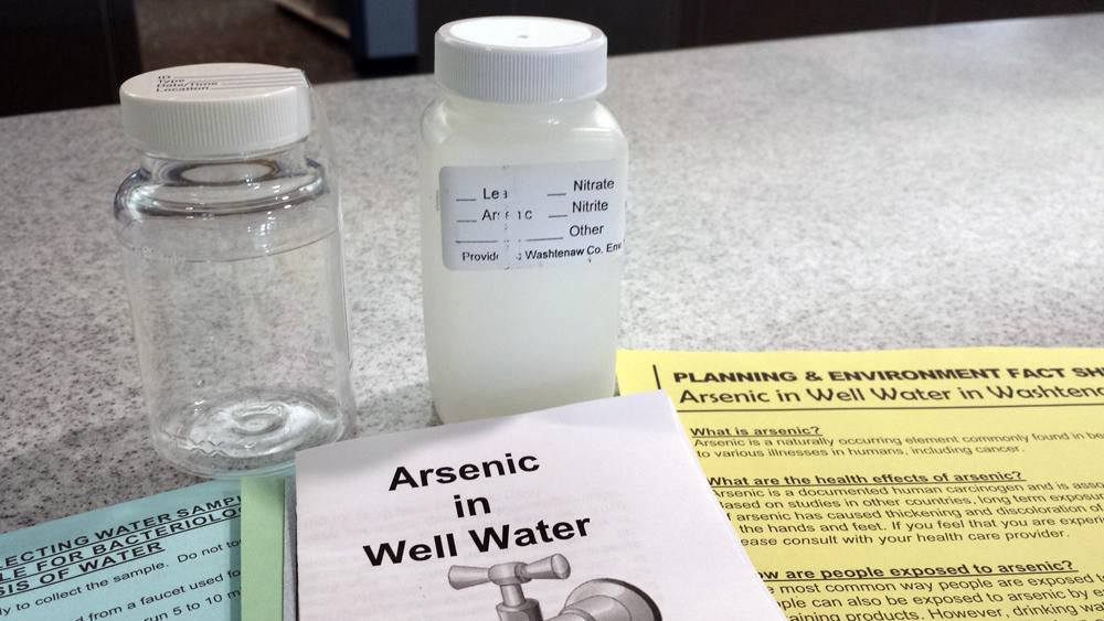 How to Test Arsenic in Water at Home