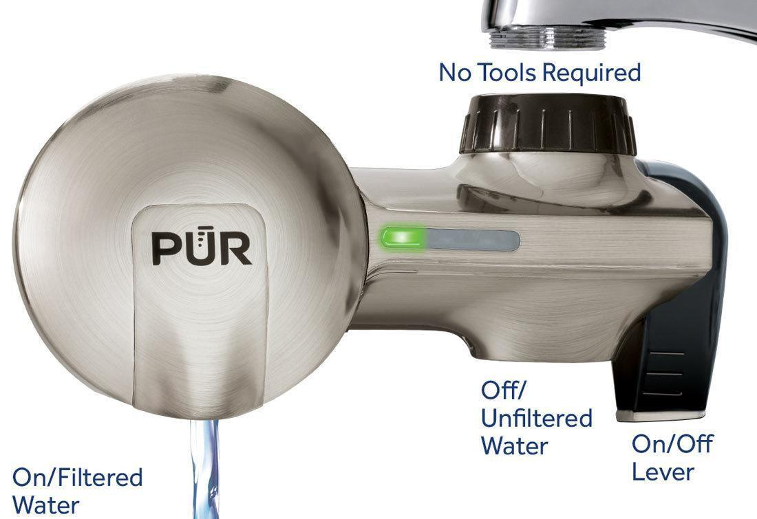 How To Reset PUR Filter Meaning