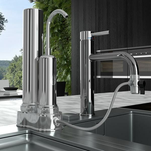 Install a Water Filter on Your Tap