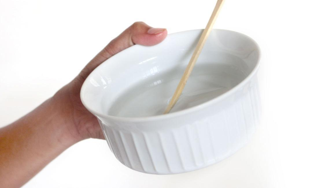 Pour Water Into Container
