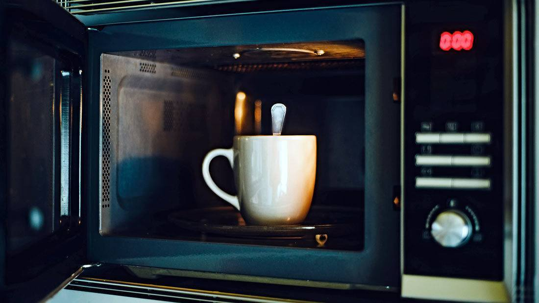 Why You Should Boil Water in a Microwave