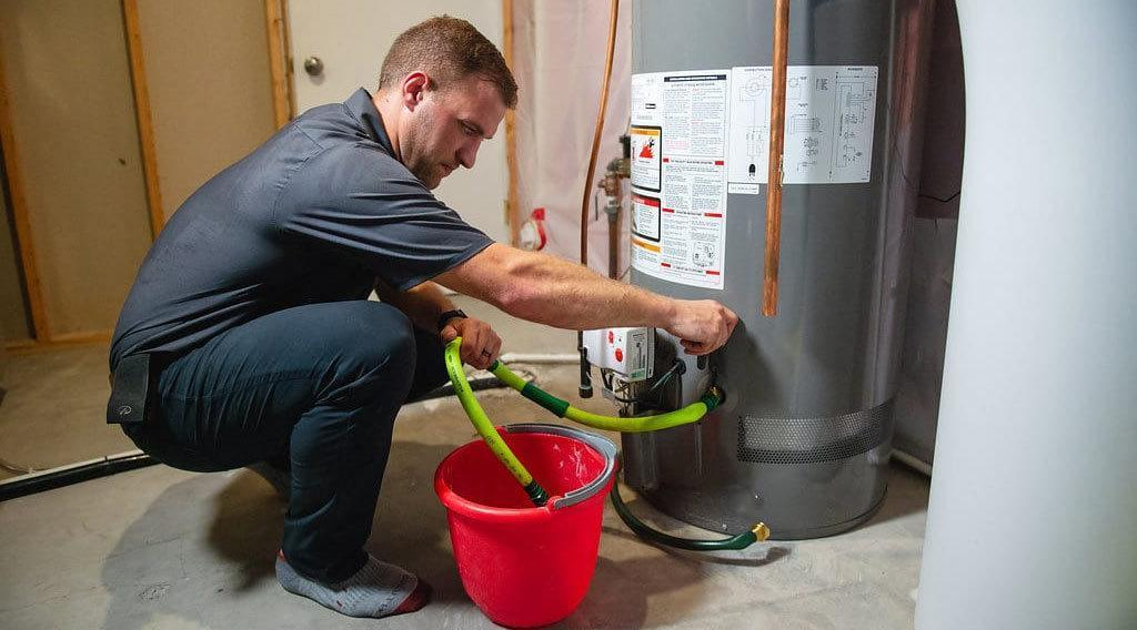 Why You Should Drain Your Water Tank