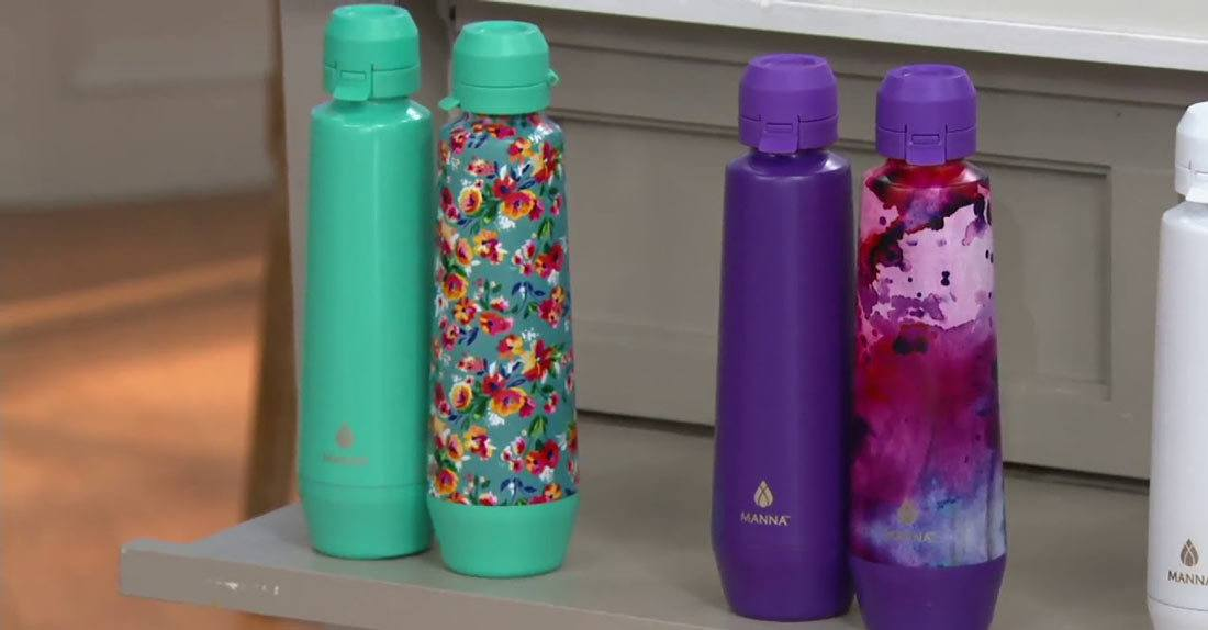 The advantages of the Manna water bottle