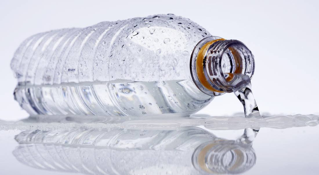Tips for resealing a water bottle